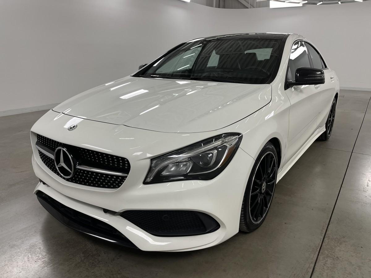 Mercedes-Benz CLA 2019 à vendre