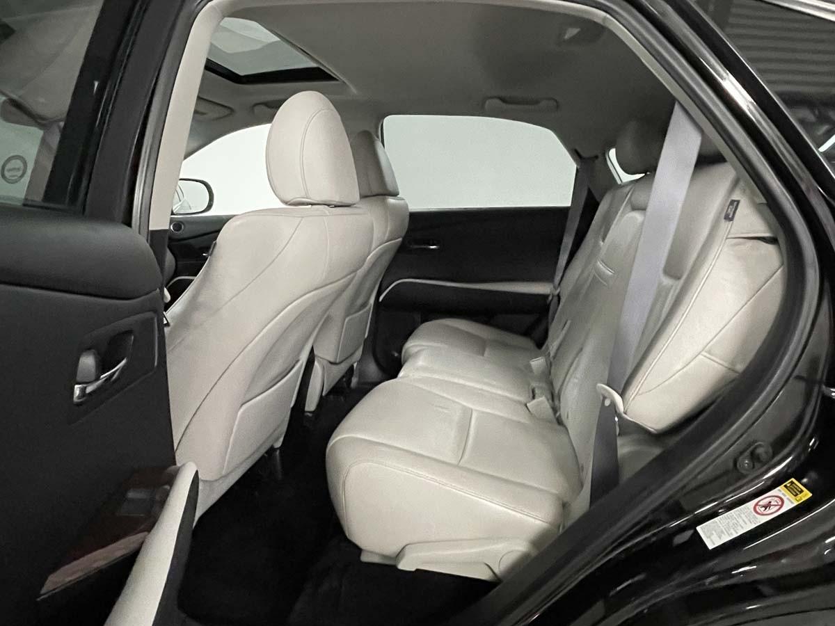 LEXUS RX 450H 2012