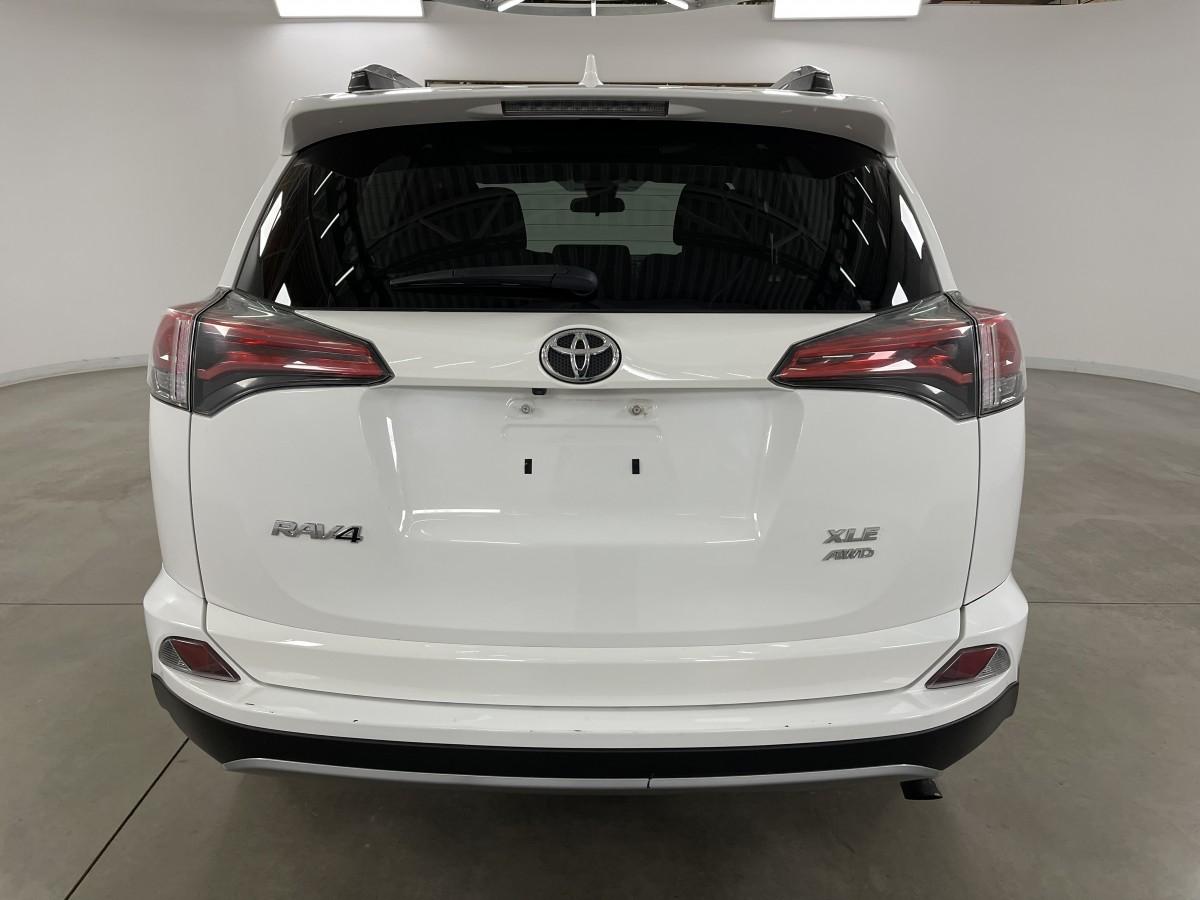 TOYOTA RAV4 2017 à vendre