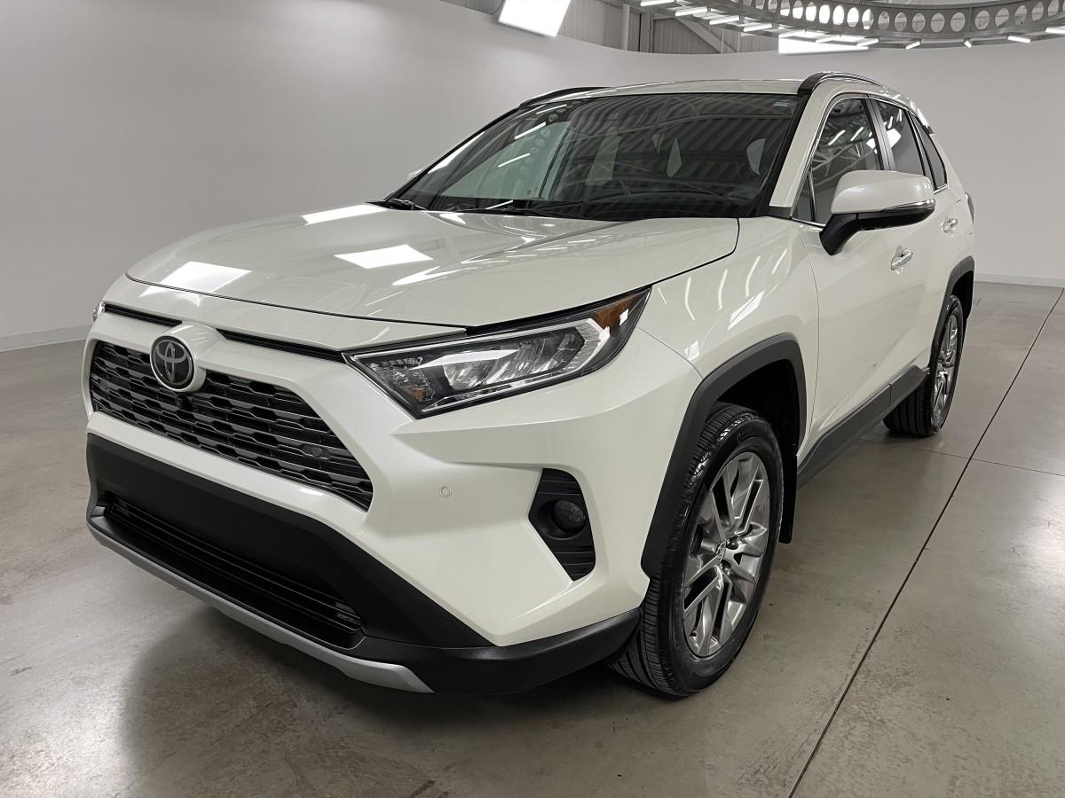 TOYOTA RAV4 2020 à vendre